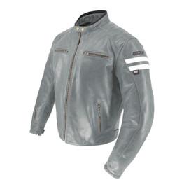 Joe Rocket Classic 92 Grey White Jacket