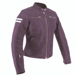 Joe Rocket Classic 92 Sassafras White Womens Jacket