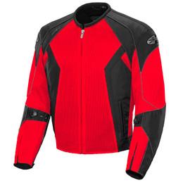 Joe Rocket Phoenix 6 Red Black Jacket