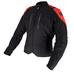 Joe Rocket Atomic LTD Black Red Jacket