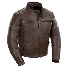 Joe Rocket Sprint TT Brown Jacket