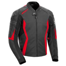 Joe Rocket GPX Black Red Jacket