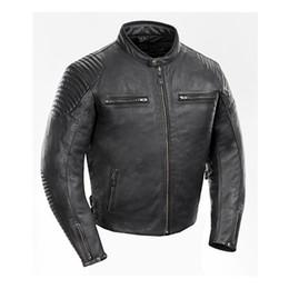 Joe Rocket Sprint TT Black Jacket