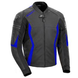 Joe Rocket GPX Black Blue Jacket