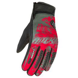 Joe Rocket Galaxy Red Gloves