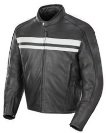 Joe Rocket Old School 2.0 Jacket Black Grey