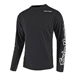 Troy Lee Designs Sprint Black Youth Jersey
