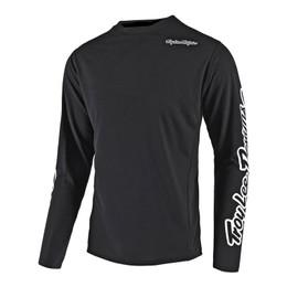 Troy Lee Designs Sprint Black Jersey