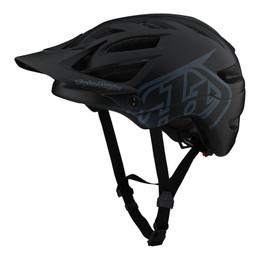 Troy Lee Designs A1 Drone Black Helmet