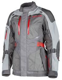 Klim Artemis Womens Jacket Gray
