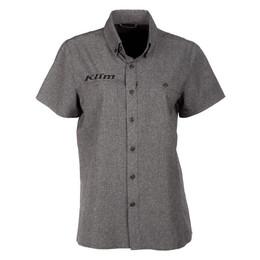 Klim Women's Pit Shirt Dark Gray