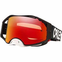 Oakley Airbrake Factory Pilot Black Prizm MX Torch Goggle