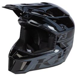 Klim F3 Helmet ECE Stark Black