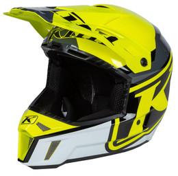 Klim F3 Helmet ECE Disarray Hi-Vis