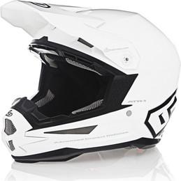 6D ATR-1 Gloss White 2021 Helmet