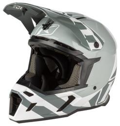 Klim F5 Koroyd Helmet ECE/DOT Ascent Monument Gray