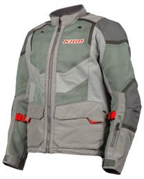 Klim Baja S4 Jacket Cool Gray Redrock