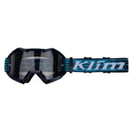 Klim Viper Off-Road Goggle Razor Navy Blue Clear size OS