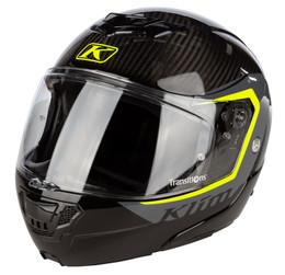 Klim TK1200 Helmet ECE/DOT Stark Asphalt Hi-Vis