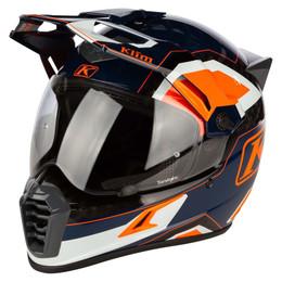 Klim Krios Pro Helmet ECE/DOT Rally Striking Orange