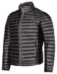 Klim Maverick Down Jacket Asphalt Black