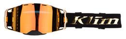 Klim Edge Off-Road Goggle Focus Bronze Smoke Bronze Mirror size OS