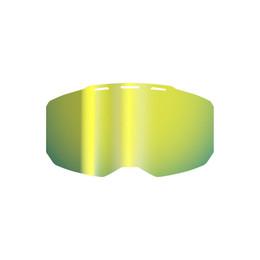 Klim Edge Lens Smoke Gold Mirror