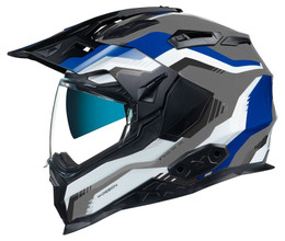 Nexx XWED 2 Columbus Blue Black Grey Helmet