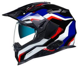 Nexx XWED 2 Columbus Blue Red Black Helmet