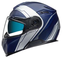 Nexx X-Vilitur Meridian Matte Blue Grey Helmet
