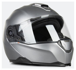 Nexx X-Vilitur Solid Matte Titanium Helmet
