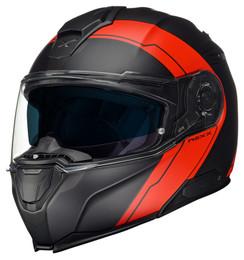 Nexx X-Vilitur Meridian Matte Red Black Helmet