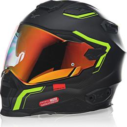 Nexx XWST 2 Carbon Zero 2 Matte Yellow Helmet