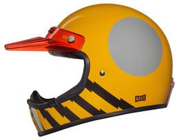 Nexx XG200 Tracker Yellow Black Helmet