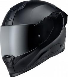 Nexx SX100R Fullblack Matte Black Helmet