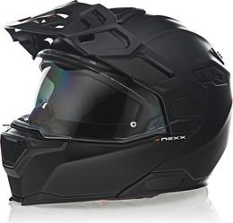 Nexx X-Vilijord Solid Matte Black Helmet
