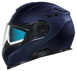 Nexx X-Vilitur Solid Matte Blue Helmet