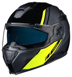 Nexx X-Vilitur Hi-Vis Neon Yellow Helmet