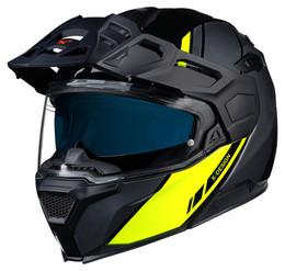 Nexx X-Vilijord Hi-Vis Neon Yellow Helmet