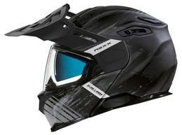 Nexx X-Vilijord Mudvalley Matte Black Grey Helmet