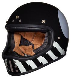Nexx XG200 Tracker Black White Helmet