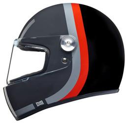 Nexx XG100R Speedway Black Grey Red Helmet