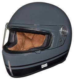 Nexx XG100R Rumble Grey Black Helmet