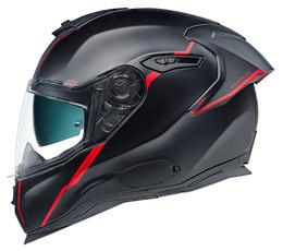 Nexx SX100R Shortcut Matte Black Red Helmet