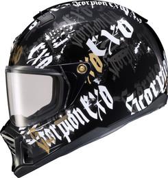 Scorpion Exo-HX1 Full-Face Helmet Blackletter