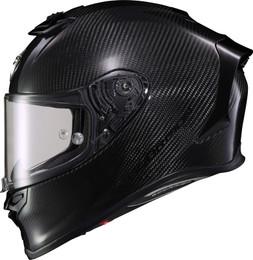 Scorpion Exo-R1 Air Full Face Carbon Helmet Gloss Black