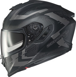 Scorpion Exo-ST1400 Carbon Caffeine Helmet Phantom