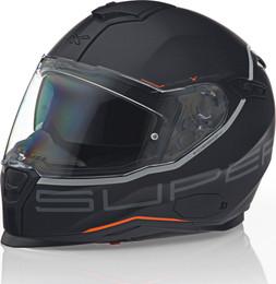 Nexx SX100 Superspeed Black Helmet