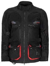 Tour Master Horizon Line Ridgecrest Black Jacket