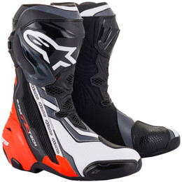 Alpinestars Supertech R v2 Black Red Boots